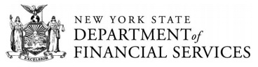 New York State NYDFS Logo