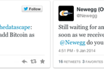 Is Newegg Inching Toward Accepting Bitcoin?