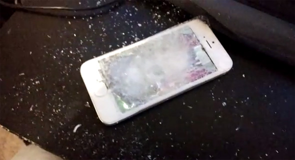 Broken iPhone for Bitcoin