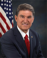 Joe Manchin United States Congress