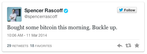 Spencer Rascoff Twitter
