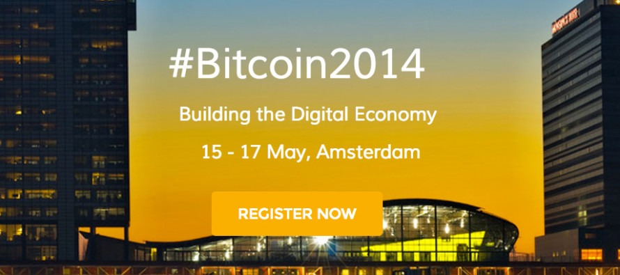 Bitcoin 2014 Conference Kicks Off Today