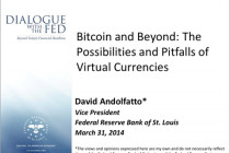 "VP of St. Louis Fed on Bitcoin: ""A Stroke of Genius"""