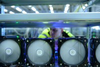 In Photos: KnCMiner's Hashing Data Center