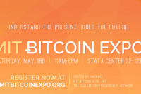 MIT Bitcoin Expo To Be Held May 3rd