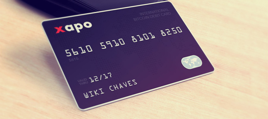 Xapo Raises $20 Million from Greylock Partners, Index Ventures