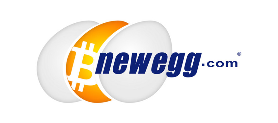 Electronics Retail Giant Newegg Now Accepting Bitcoin