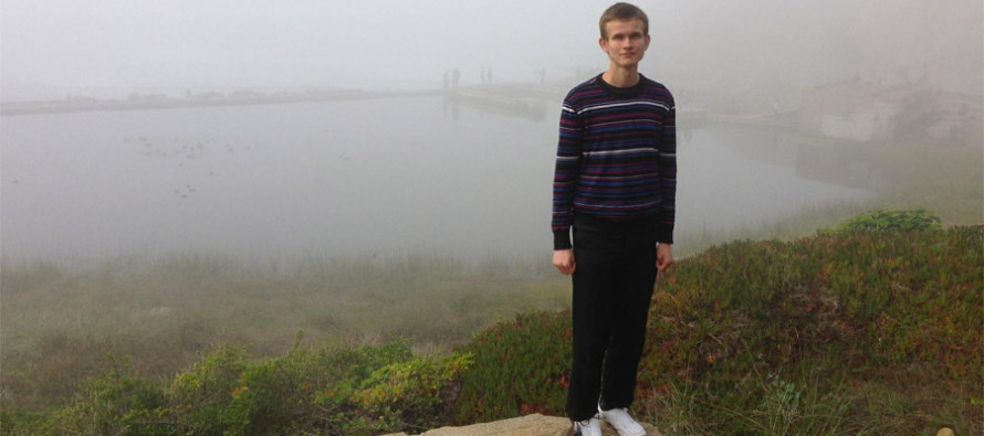 Vitalik Buterin Awarded Thiel Fellowship