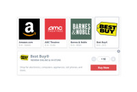 Gyft Adds Best Buy Gift Cards, Limited to $10 For Short Time