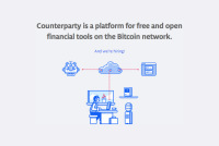 Overstock's Crypto-Exchange Partner, Counterparty, Launching a Foundation