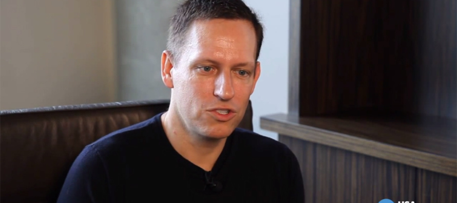 Peter Thiel Says Bitcoin Will Need a Payment System to Work