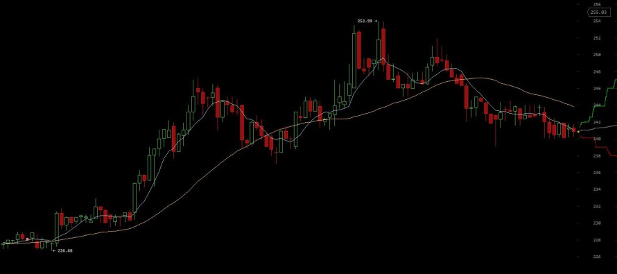 The factors that had an effect on the recent spike in litecoin's price