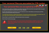 Bitcoin Ransomware CTB-Locker on the Loose; Watch Your Spam Folders