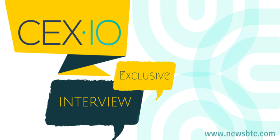 EXCLUSIVE: Interview with Cex.io Team