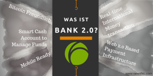 Fidor Bank Cryptocurrency German to US expansion of online bank