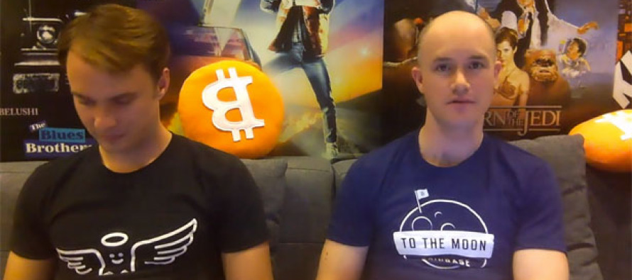 Coinbase Founders Outline Small Fee Change During Q&A